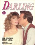 Anna Zoli, Sebastiano Somma on the cover of Darling (Italy) - August 1991