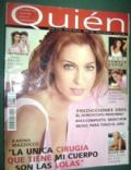 Quièn Magazine [Argentina] (15 October 2004)