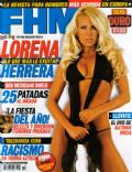 Lorena Herrera on the cover of Fhm (Mexico) - October 2005