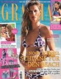 Gisele Bündchen on the cover of Grazia (Germany) - July 2014