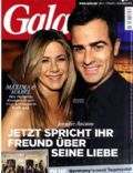 Gala Magazine [Germany] (8 March 2012)