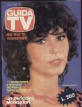 Guida TV Magazine [Italy] (9 November 1980)