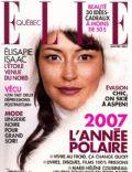 Elle Quebec Magazine [Canada] (January 2007)