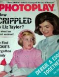 Jacqueline Kennedy on the cover of Photoplay (United States) - May 1963