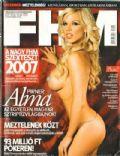 FHM Magazine [Hungary] (December 2007)