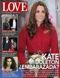 LOVE Magazine [Spain] (16 November 2011)