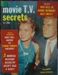 Debbie Reynolds on the cover of Movie TV Secrets (United States) - May 1959