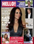 Hello! Magazine [United Kingdom] (12 October 2009)