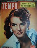 Tempo Magazine [Italy] (29 October 1953)