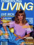 Kelly Emberg on the cover of Cosmopolitan Living (United States) - September 1981