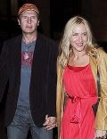 Liam Neeson and Freya St. Johnston