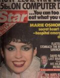 Marie Osmond on the cover of Star (United States) - August 1983