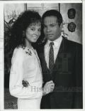 Sabrina Le Beauf and Geoffrey Owens
