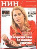 NIN Nedelne Informativne Novine Magazine [Serbia] (17 June 2010)