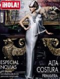 Hola! Alta Costura Magazine [Spain] (March 2010)
