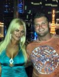 Phil Costa and Brooke Hogan