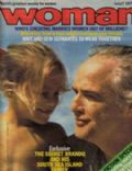 Marlon Brando on the cover of Woman (United Kingdom) - June 1979