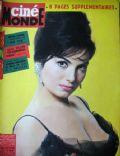 Cinemonde Magazine [France] (24 April 1962)