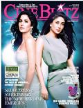 Kareena Kapoor, Katrina Kaif on the cover of Cineblitz (India) - April 2012