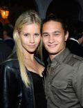 Rafi Gavron and Claire Holt