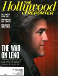 Jay Leno on the cover of Hollywood Reporter (United States) - April 2013