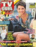 Araceli González on the cover of TV Guia (Argentina) - March 2000