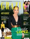 Jennifer Lopez on the cover of Grazia (Indonesia) - April 2011