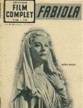 Michèle Morgan on the cover of Film Complet (France) - January 1950