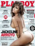 Jackeline Arroyo on the cover of Playboy (Mexico) - March 2012