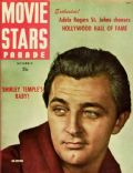 Robert Mitchum on the cover of Movie Stars (United States) - November 1948