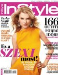 InStyle Magazine [Hungary] (August 2011)