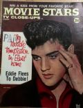 Elvis Presley on the cover of Movie Stars (United States) - August 1960