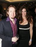 Adrian Smith and Nathalie Dufresne