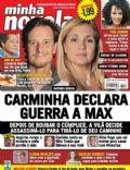 Minha Novela Magazine [Brazil] (24 April 2012)