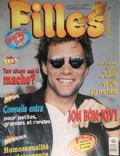 Jon Bon Jovi on the cover of Filles D Aujourd Hui (Canada) - September 1997