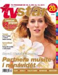 TV Star Magazine [Czech Republic] (30 September 2011)