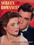 Gregory Peck on the cover of Screen Romances (United States) - December 1947