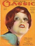 Clara Bow on the cover of Motion Picture Classic (United States) - June 1926