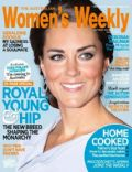 Kate Middleton on the cover of Womens Weekly (Australia) - September 2012
