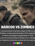Narcos Vs Zombies (TV Series)
