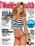 on the cover of Womens Health (Turkey) - August 2014