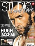 Hugh Jackman on the cover of Studio Cine Live (France) - May 2009