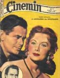 Glenn Ford on the cover of Cinemin (Brazil) - May 1952