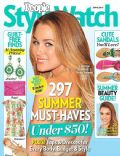 Lauren Conrad on the cover of People Style Watch (United States) - June 2013