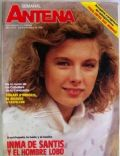 Semanal Antena Magazine [Spain] (8 January 1989)