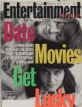 Johnny Depp on the cover of Entertainment Weekly (United States) - May 1993