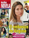 Corazón apasionado, Lorena Meritano on the cover of Tele Novela (Spain) - July 2012