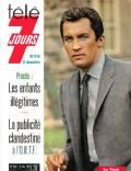 Télé 7 Jours Magazine [France] (11 December 1971)