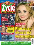 Malgorzata Socha on the cover of Zycie Na Goraco (Poland) - February 2014