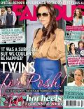 Victoria Beckham on the cover of Famous (Australia) - May 2013